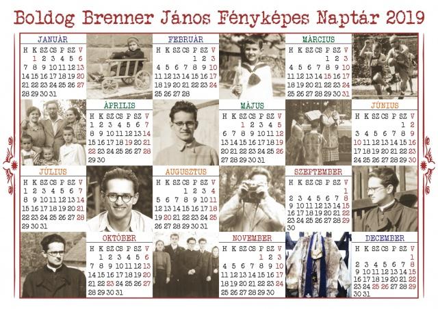 naptár 2019 január Fényképes Naptár 2019   Martinus Kiadó naptár 2019 január